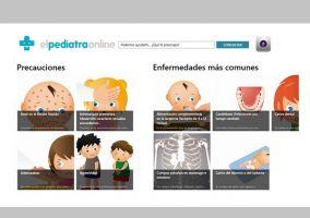 Aplicación de pediatría