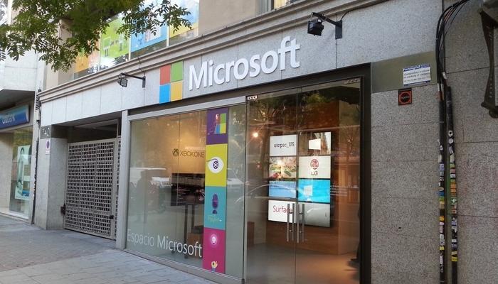 Promoción productos Microsoft