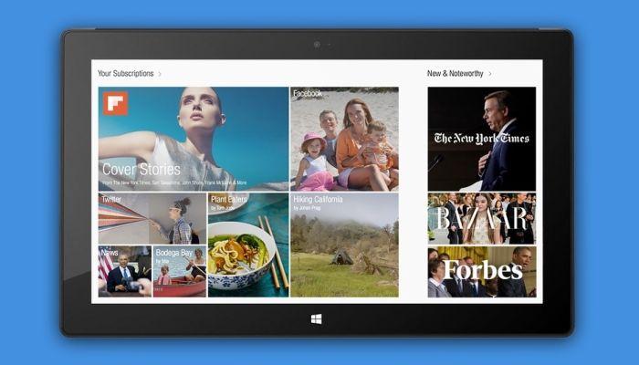 Aplicación oficial para Windows 8.1