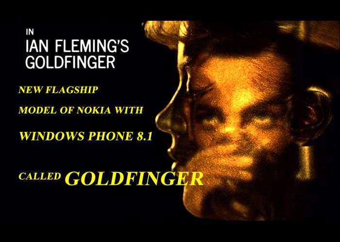 Nokia Goldfinger1