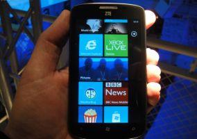 ZTE apuesta por Windows Phone 8