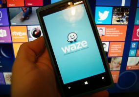 waze windows phone inicio