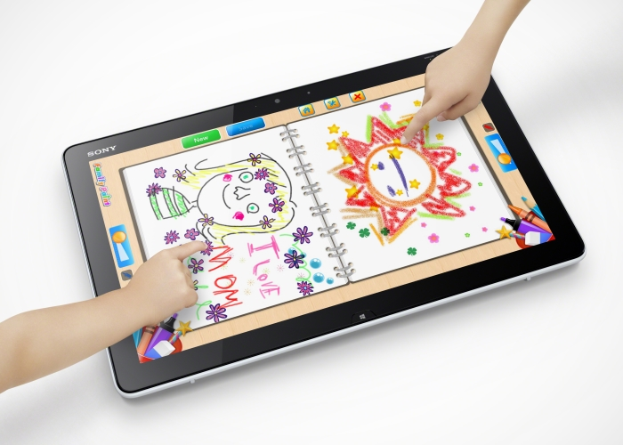 Sony Vaio tablet