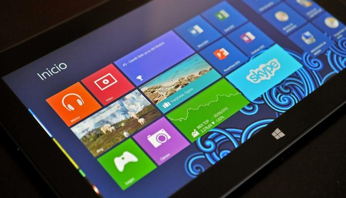 Dispositivos con Windows 8