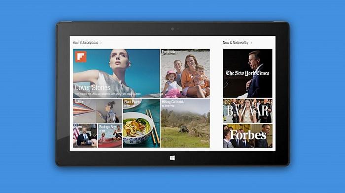 Flipboard Windows 8.1