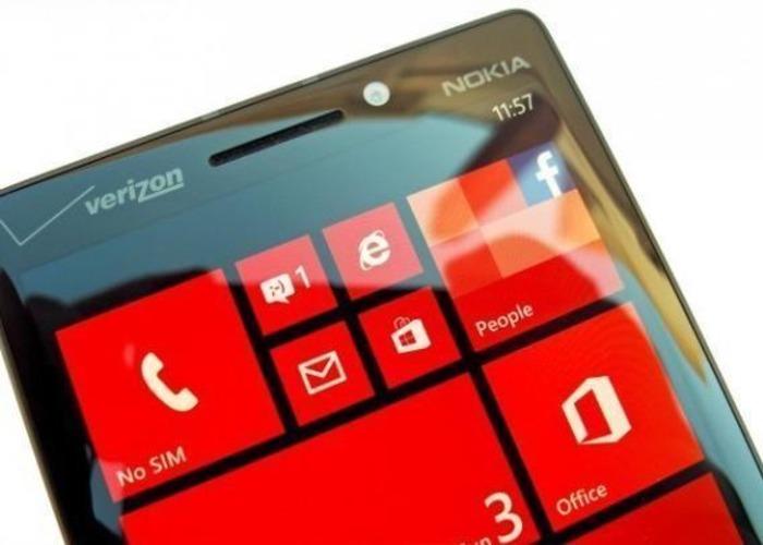 Lumia Icon Verizon