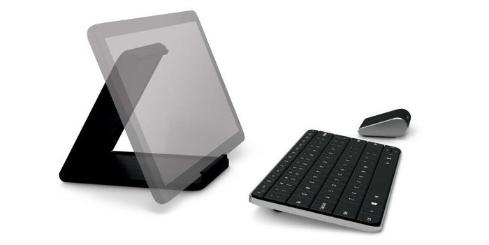 Microsoft Wedge Mobile Keyboard y Wedge Touch Mouse
