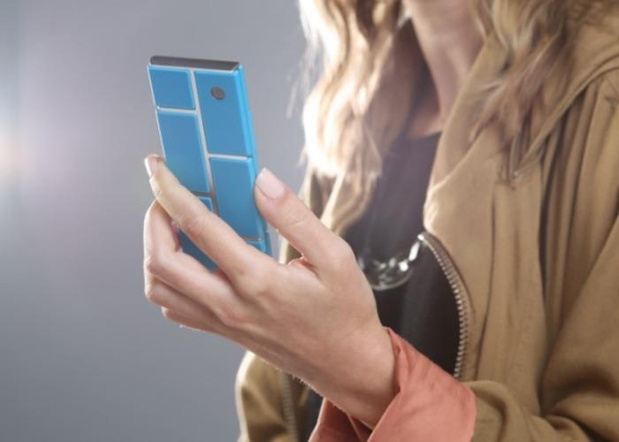 Motorola teléfono modular