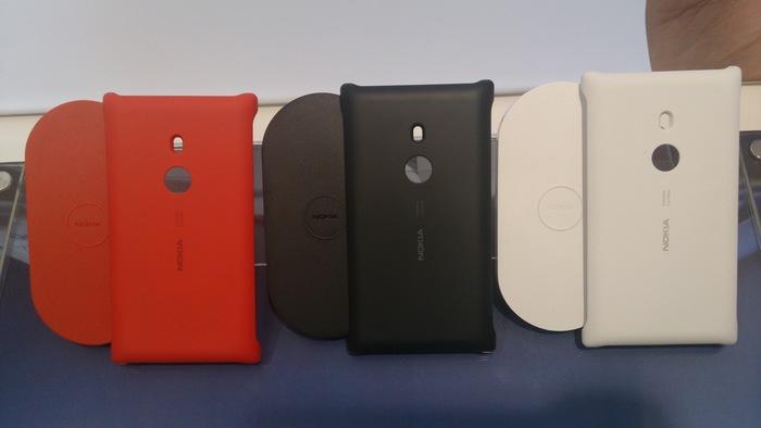 Nokia carcasa y base de carga inalámbrica