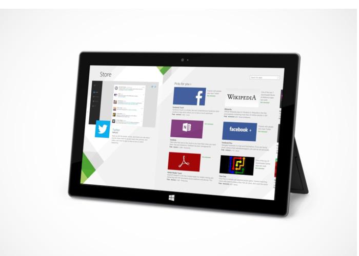 Tienda de aplicaciones Windows Store