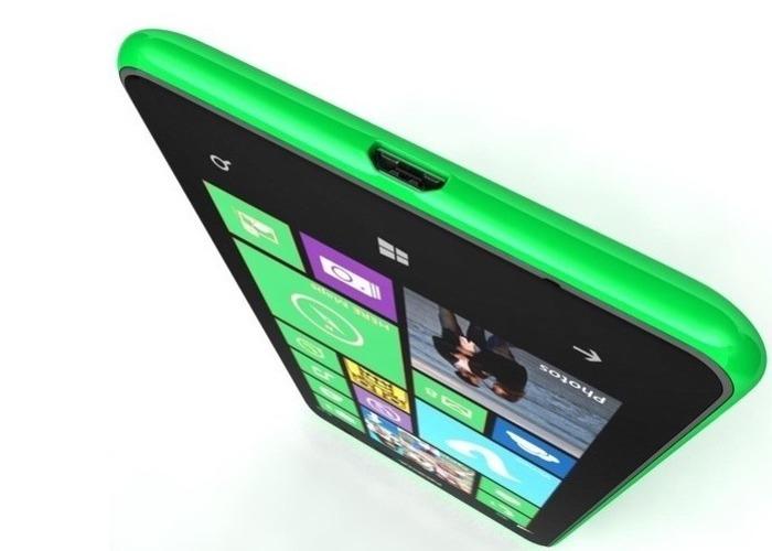 Nokia Lumia 625 verde