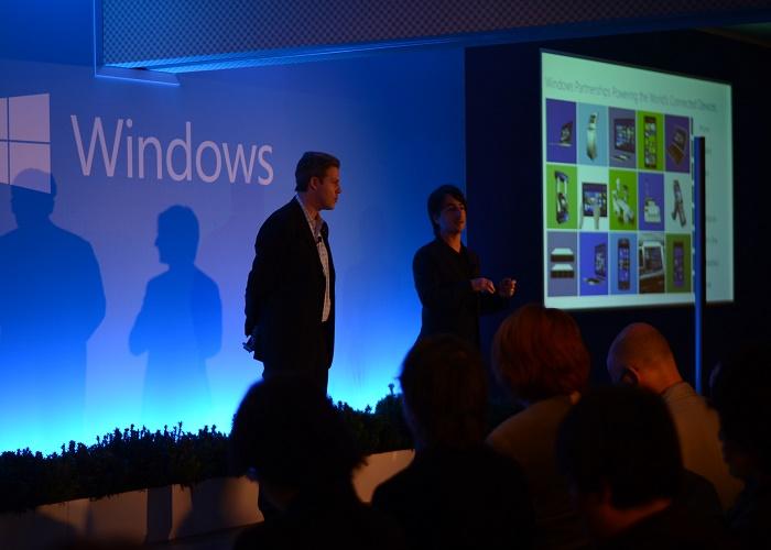 Conferencia Windows MWC 2014