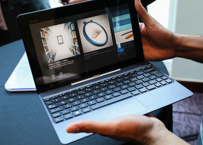Asus T100 tablet Windows