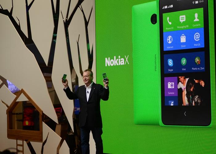 Famila Nokia X