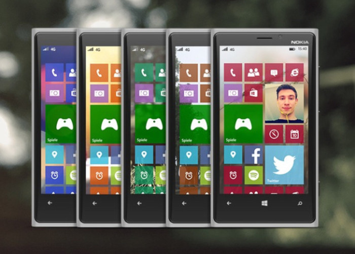 Fondos de pantalla Windows Phone