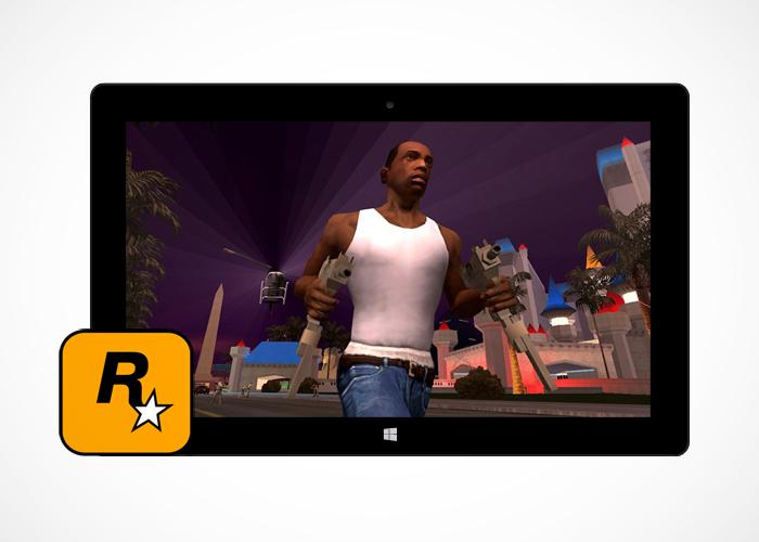 GTA San Andreas en Windows Store