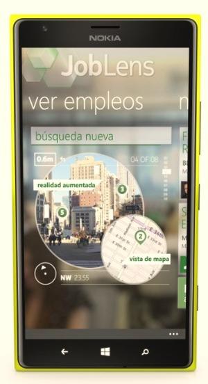 JobLens-Windows-Phone