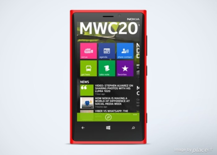 Nokia-Aplicacion-MWC