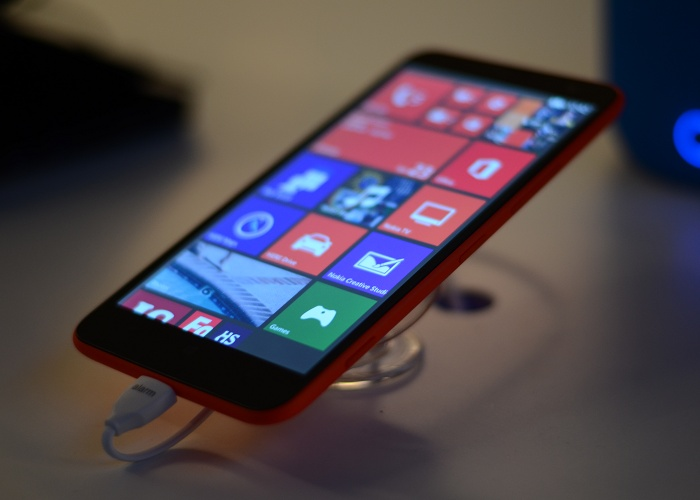 Filtrada la carcasa trasera del Lumia 1330