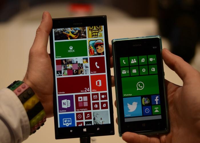 Nokia Lumia 1520 vs Nokia Lumia 925
