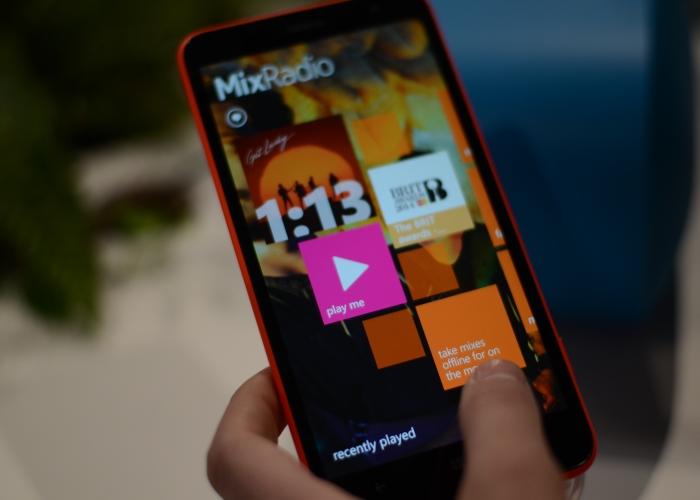 Pantalla Nokia Lumia 1320