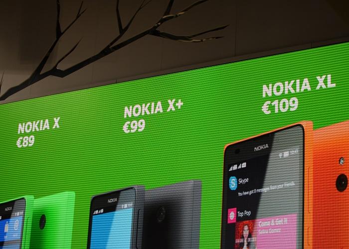Precios Familia Nokia X