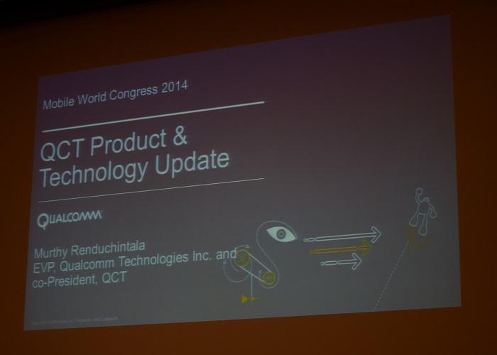 Qualcomm MWC 2014