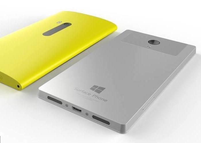 Suface Phone Lumia