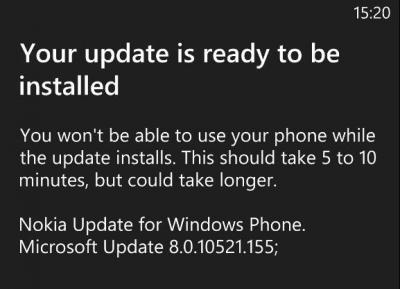 Firmware Nokia Lumia 1520