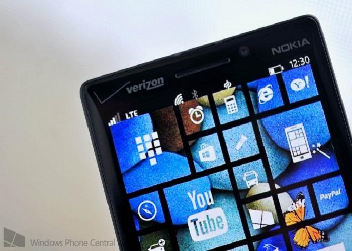 Imagen en Inicio Windows Phone 8.1