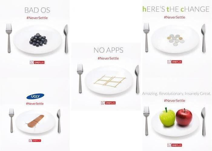 OnePlus One contra Windows Phone