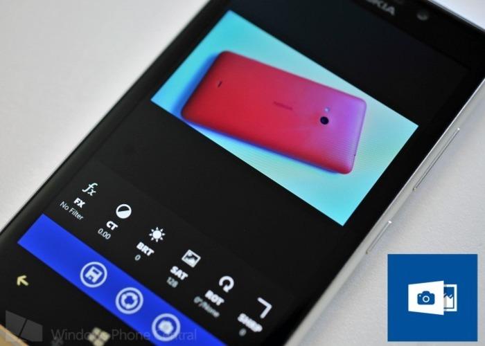 OneShot-Windows-Phone