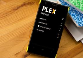Plex-Windows-Phone
