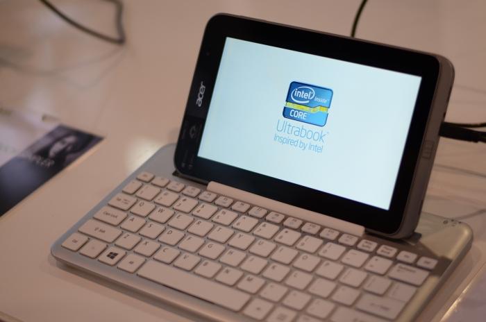 Teclado Acer Iconia W4
