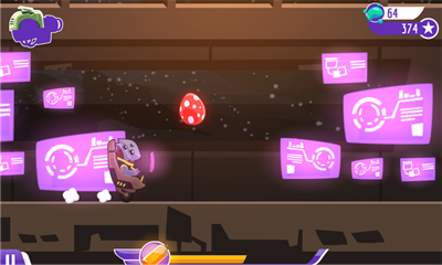 galactic rush juego indie