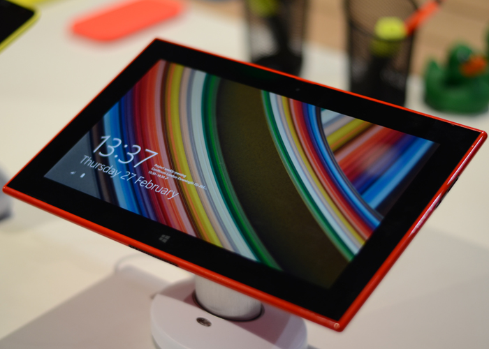 Primeras impresiones Nokia Lumia 2520