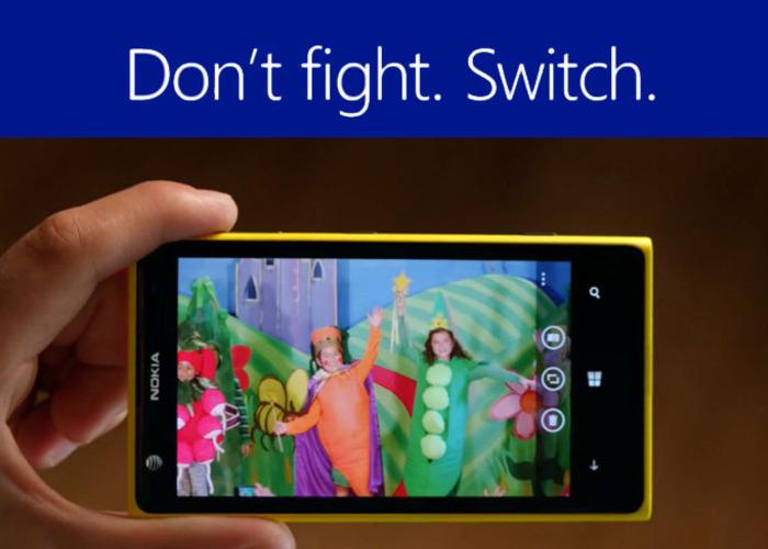 Nokia anuncio