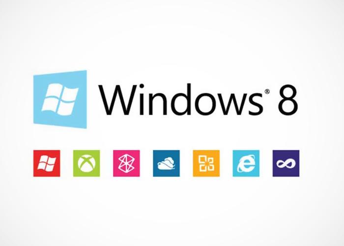 Logos de Windows 8