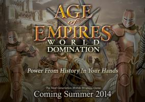 Juego Age Of Empires World Domination
