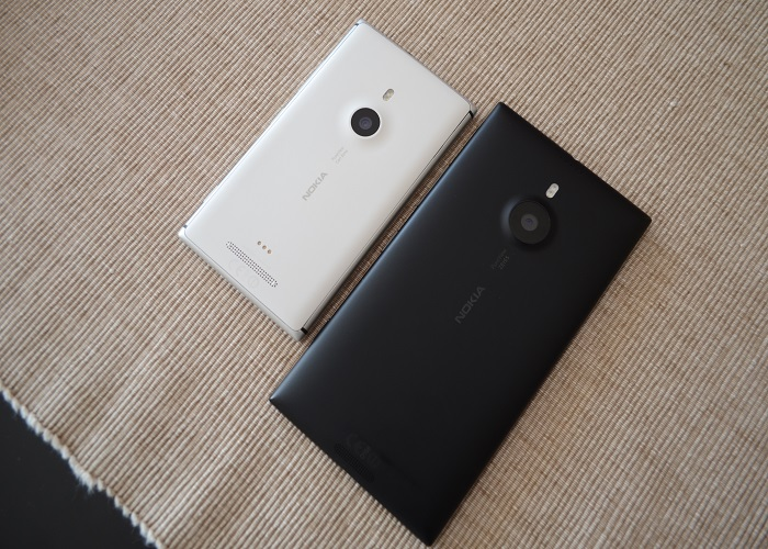 Comparativa Nokia Lumia 1520 vs 925