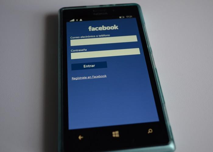 Facebook Windows Phone 8.1