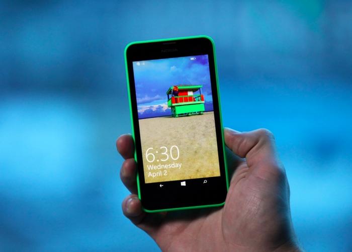 Nuevo gama baja de Nokia