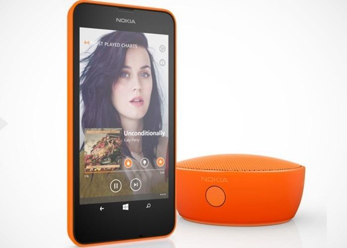 Nokia-altavoz-inalambrico