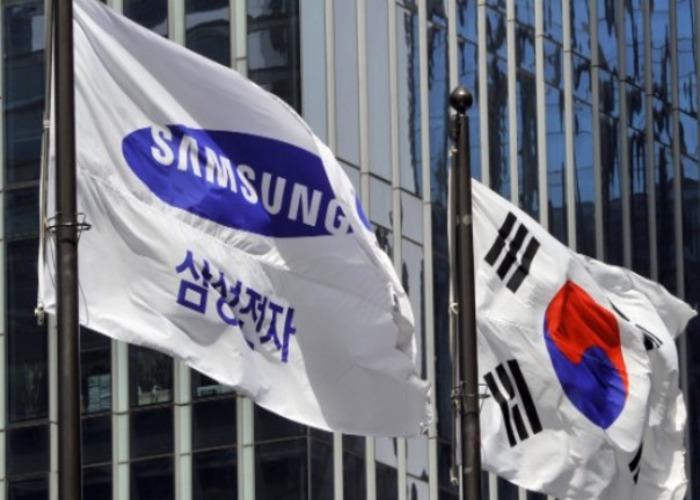 Samsung-bandera