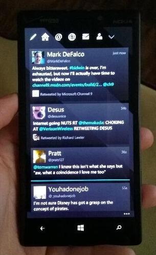 Tweetium Nokia Lumia