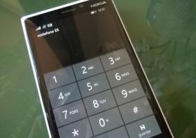 llamadas y marcación rápida windows phone 8.1