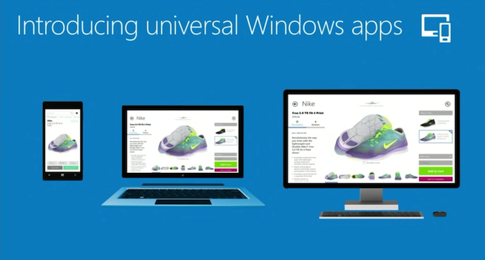 universal Windows apps 3