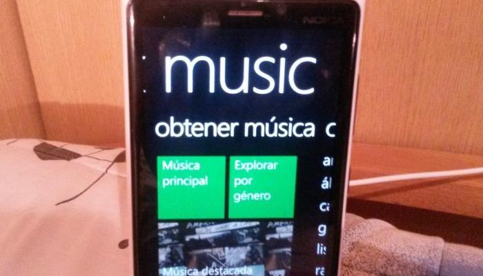 xbox music windows phone 8.1
