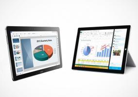 Comparacion Note Pro y Surface 3
