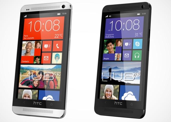 Nuevo HTC con la plataforma la plataforma de Microsoft
